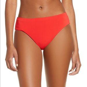 Robin Piccone XS Red Swim Bottoms